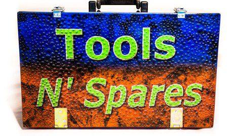 Toolbox von vorne